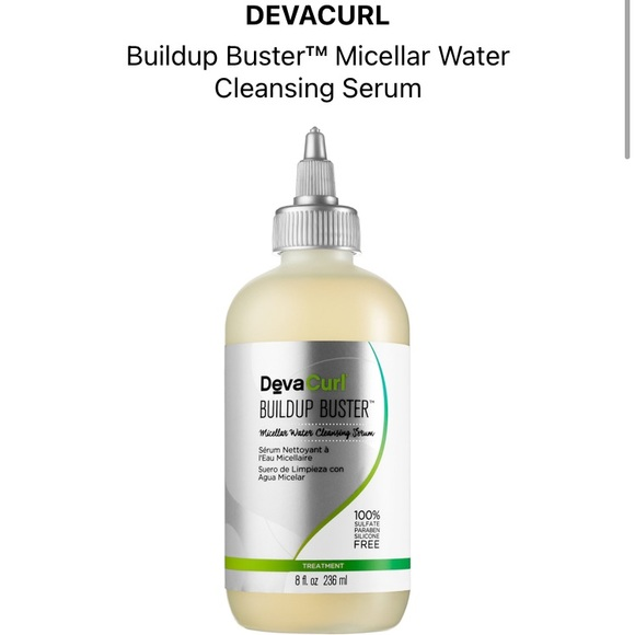 🆕 Devacurl Buildup Buster